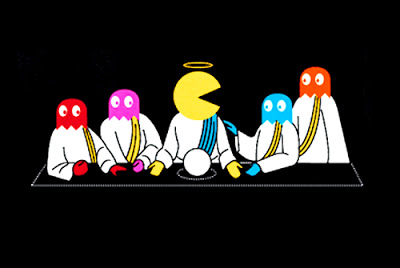 Pacman last supper